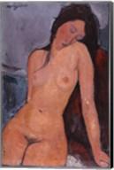 Seated Nude, ca. 1917 Fine-Art Print