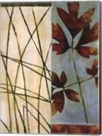 Falling Leaves Fine-Art Print