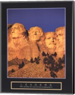 Leaders - Mount Rushmore Fine-Art Print