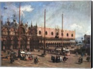 Square of St. Mark Fine-Art Print
