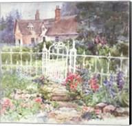 Pope Mill Gate Fine-Art Print