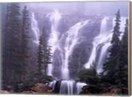 Rocky Mountain Cascades Fine-Art Print