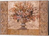 Floral Tapestry (gold foil) Fine-Art Print