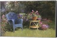 Garden Corner Fine-Art Print