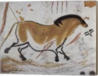 Yellow Horse Fine-Art Print
