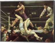 Dempsey and Firpo, 1923 Fine-Art Print