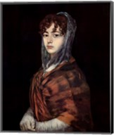 Senora Sabasa Garcia Fine-Art Print