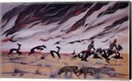 Prairie Fire Fine-Art Print