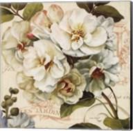 Les Jardin III Fine-Art Print