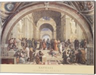 The School of Athens, c.1511 Fine-Art Print