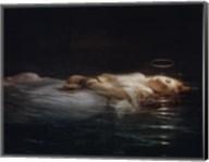 La Jeune Martyre Fine-Art Print