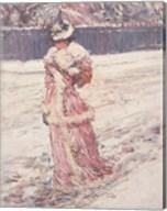 Lady in Pink Fine-Art Print