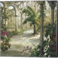 Inner Courtyard Fine-Art Print