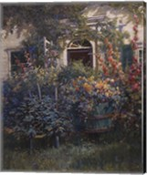 Kennebunkport Doorway Fine-Art Print