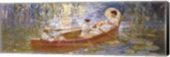 Boating on the Marsh Fine-Art Print