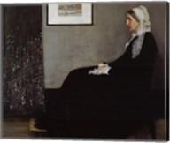 Portrait of the Artist's Mother Fine-Art Print