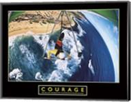 Courage - Hang Glider Fine-Art Print