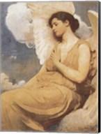 Winged Figure Fine-Art Print