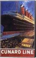 Cunard Line Fine-Art Print