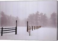 White Fog #2 Fine-Art Print