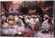 Le Diner A' L'Hotel Ritz Fine-Art Print