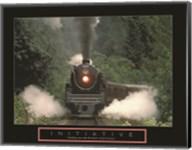 Initiative - Train Fine-Art Print