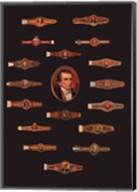 Cigar Band No27 Fine-Art Print