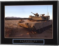 Authority - Tank Fine-Art Print
