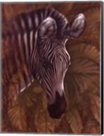 Safari Zebra Fine-Art Print