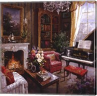 Grand Piano Room Fine-Art Print