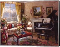 The Music Room Fine-Art Print