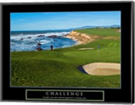 Challenge - Golf Fine-Art Print