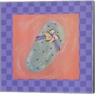 Hibiscus Flip Flop Fine-Art Print