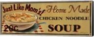 Chicken Noodle Soup Fine-Art Print
