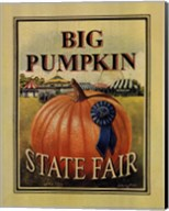 Big Pumpkin Fine-Art Print