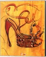 Sassy Sarah Shoe Fine-Art Print