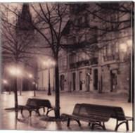 Plaza de Porlier, Oviedo Fine-Art Print
