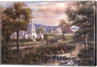 Vermonts Colonial Times Fine-Art Print