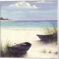 South Coral Beach Fine-Art Print