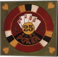 Poker - $25 Fine-Art Print