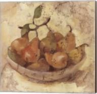 Sunlit Pears Fine-Art Print