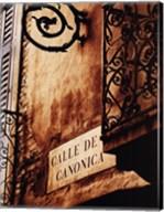 Calle De Canonica Fine-Art Print