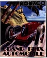 Monaco Grand Prix Fine-Art Print