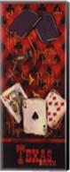 Texas Hold'em I Fine-Art Print