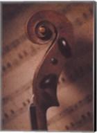 Violin III Fine-Art Print