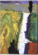 Tuscan Field II Fine-Art Print