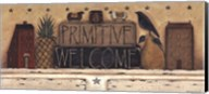 Primitive Welcome Fine-Art Print