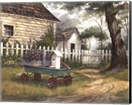 Antique Wagon Fine-Art Print