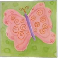 Peace Butterfly Fine-Art Print