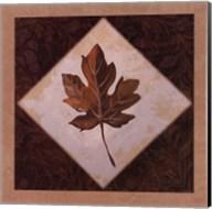 Diamond Leaves I Fine-Art Print